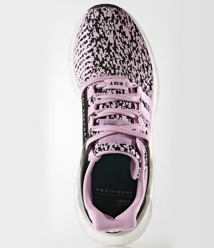 Adidas equipment eqt unterstützung fördern 93-17 rosa rosa rosa glitch ultra nmd bz0583 männer sz 4.5 27fc80
