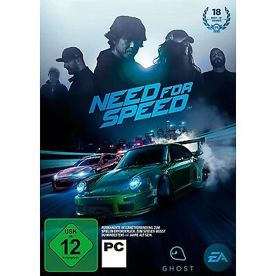 Need for Speed 2016 EA Origin PC Download Key Code NFS - SOFORT Email-Lieferung