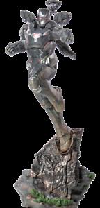 Máquina de guerra estatua Infinity Guerra Iron Studios batalla Diorama bds 1 10 _ (us) Nuevo