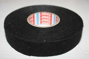 top quality classic car wiring loom repair cloth tape ebay rh ebay co uk  replace car wiring loom
