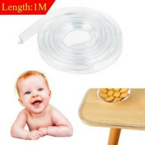 Safety-Table-Edge-Foam-Bumper-Baby-Desk-Corner-Protector-Guard-Strip-Cushion