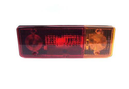 Luz trasera remolque faro trasero 285x100x60mm luz trasera camiones derecha universal