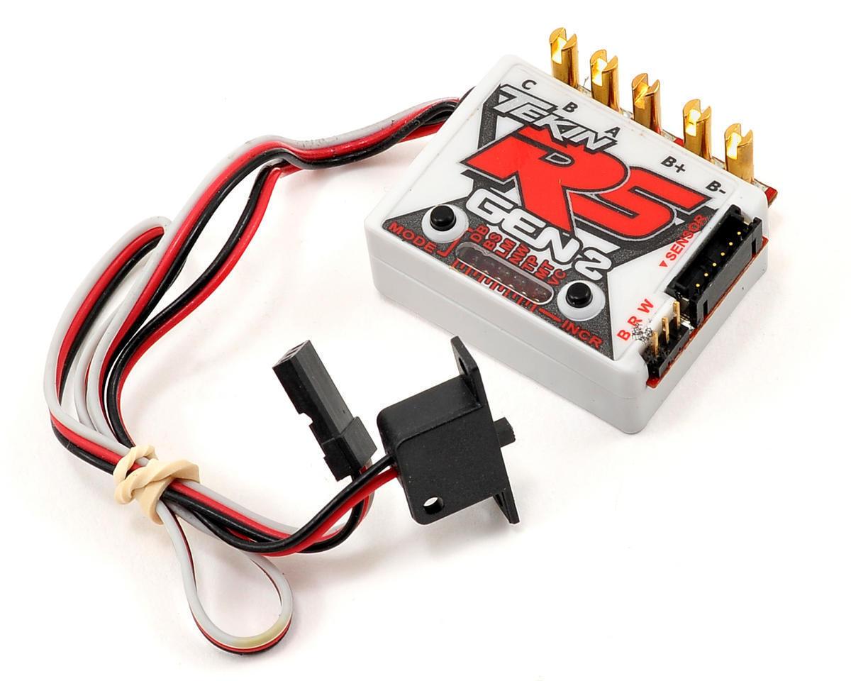 Tekin RS TT1154 Gen2 Sensored Brushless ESC