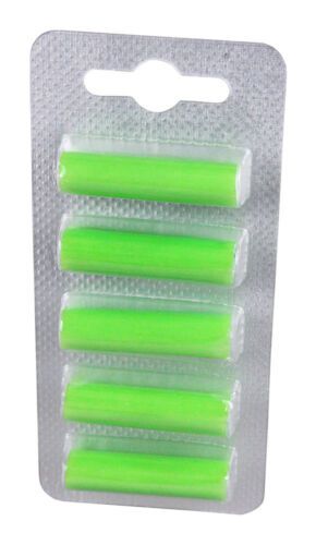 5 Deo sticks duftstäbchen pour sac aspirateur parfum vert forêt Green Forest
