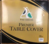 Pro Series Premier 7 Foot Black Pool Table Cover