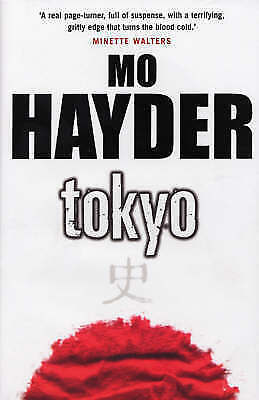 """AS NEW"" Tokyo, Hayder, Mo, Book"