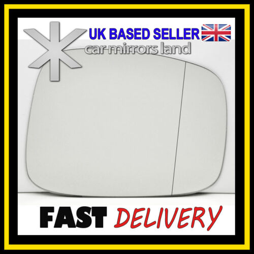 Right Driver Side Wing Mirror Glass Blind Spot Vauxhall FRONTERA 1998-2005