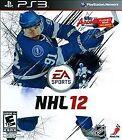 NHL 12 (Sony PlayStation 3, 2011)