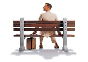 FORREST-GUMP-Movie-PHOTO-Print-POSTER-Film-1994-Tom-Hanks-Textless-Glossy-Art-03