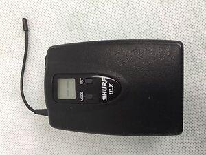 Shure-ULX1-inalambrico-ULX-S3-Transmisor-Colgar-sufijo-867
