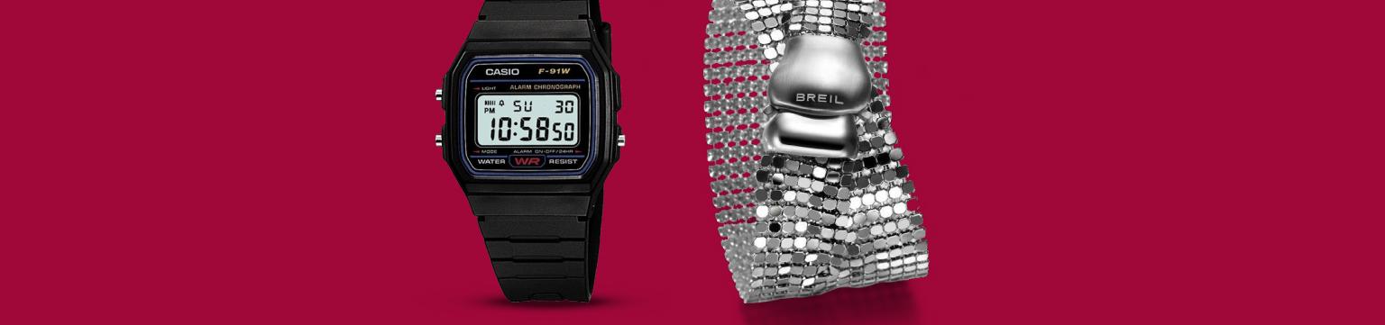 Regala orologi e gioielli fino a -60%