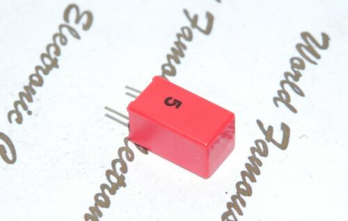 10pcs 250V 5/% pitch:5mm Capacitor 0.22µF 0,22uF 220nF WIMA MKP2 0.22uF