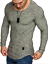 Men-039-s-Casual-New-Long-Sleeve-Shirt-Round-Neck-Basic-Tee-Autumn-Winter-Slim-Top thumbnail 7