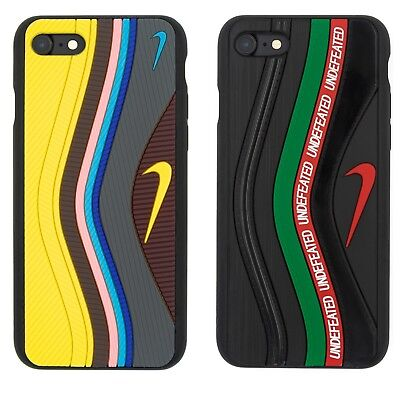 save off b9bd5 91e08 Nike Air Max Sean/Undefeated 3D iPhone X XS Max XR 6 6s 7 8 Plus Case -US  Seller | eBay