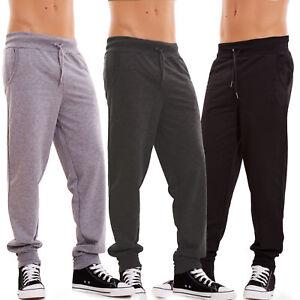 Pantaloni-UOMO-fitness-sportivi-palestra-tuta-sport-misto-cotone-TOOCOOL-K7033