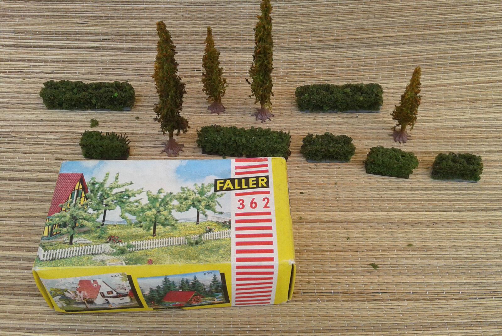 Sets of parts train miniature,box shaft miniature miniature miniature Faller, old french toys 0d574e