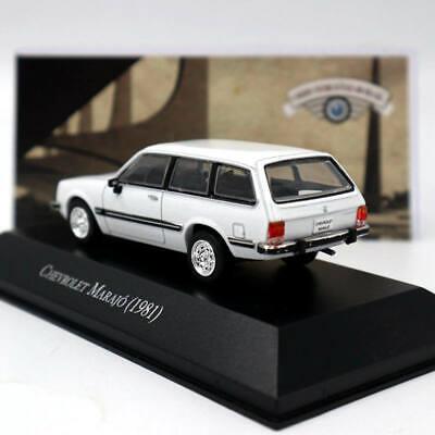 Altaya 1:43 IXO Chevrolet Marajo 1.6 SLE 1989 Diecast Models Car Christmas Gifts