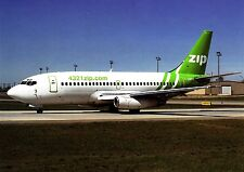 ZIP / 4321ZIP.com Boeing 737-200 ,  Ansichtskarte