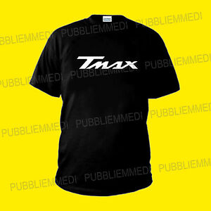 Yamaha T Tmax Anche Maglietta Suzuki Ducati Max Honda Shirt N0w8nm