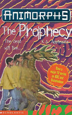 The Prophecy (Animorphs), Katherine Applegate, Used; Good Book