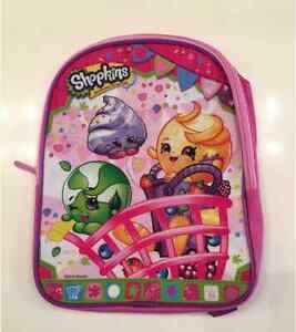 NEW-SHOPKINS-GIRLS-PINK-10-034-MINI-BACKPACK-GIRLS-PURSE-TRAVEL-BAG