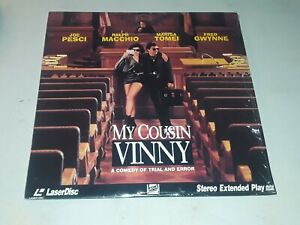 My Cousin Vinny Laserdisc Marisa Tomei Joe Pescistill In Shrinkwrap Ebay 11 553 просмотра 11 тыс. ebay