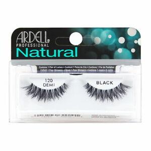 3fa6826d7dd Ardell Natural Lashes - 120 Demi Black Brand New 74764620101 | eBay
