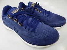 09be799b28 Saucony Freedom Runner Blue Gold Men's Running Lifestyle SNEAKERS ...