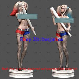 Female Samurai Warrior 1/6 3D Printing Model Kit