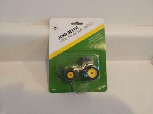 ERTL John Deere 8300 Tractor with MFWD 1//64 replica #5063
