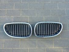 Touring 550i Limousine Niere Chrom  links  BMW E60 E61 520i Kühlergrill