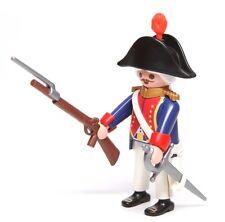 Playmobil Figure Custom British Military Naval Admiral Hat Sword Bayonet 5946