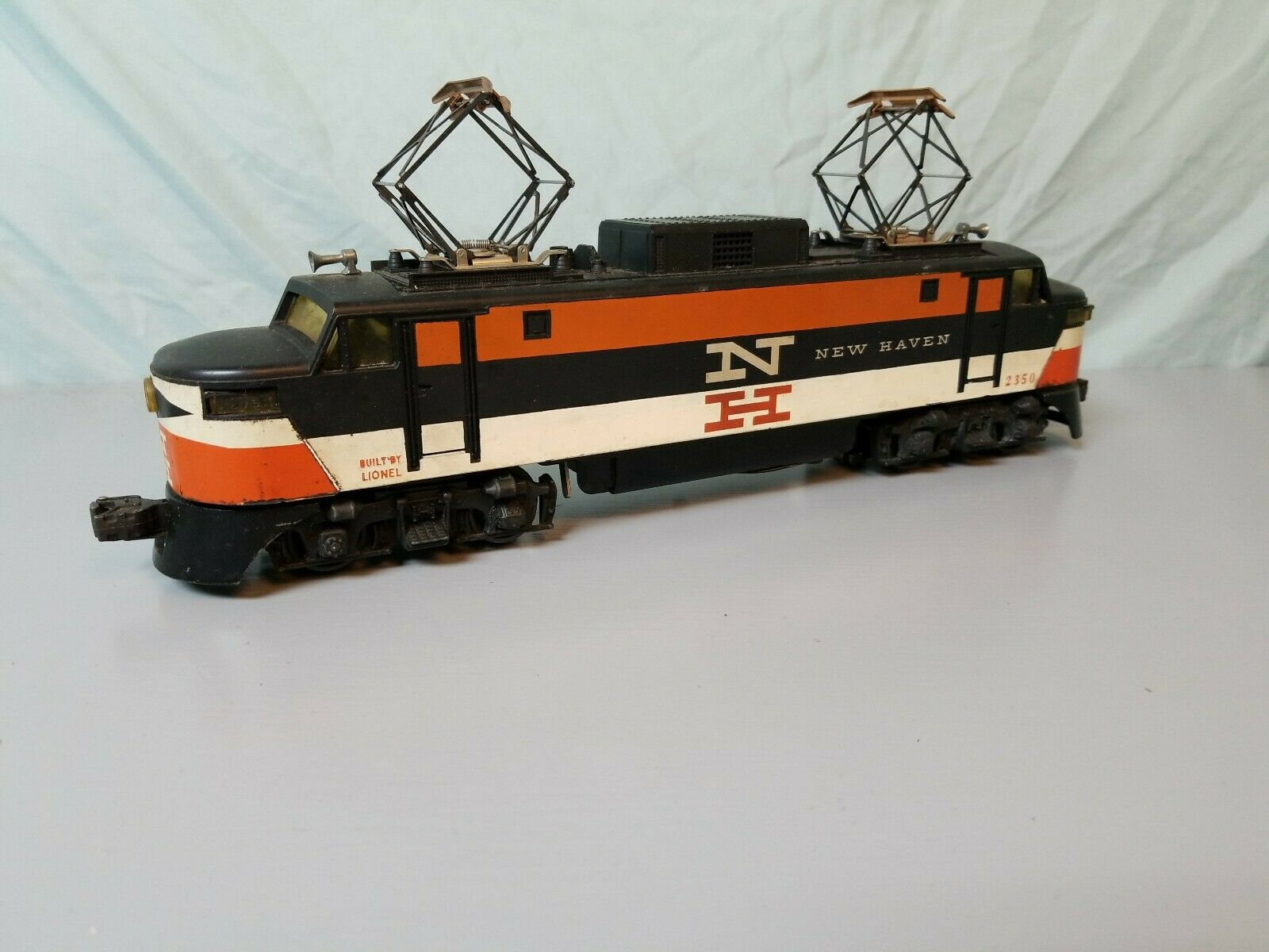 Postwar Lionel 2350 nuovo Haven EP5 Locomotive