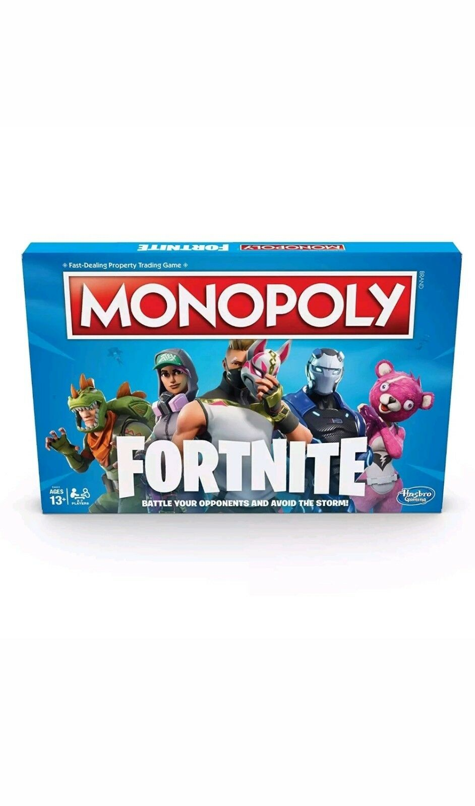 Monopol fortnite ausgabe brettspiel, multi - farbe in der hand
