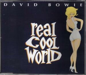 David-Bowie-Real-Cool-World-MAXI-CD-NEW-NOUVEAU