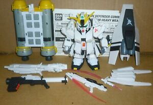 Gundam Superior Defender SD Action Figures most COMPLETE Bandai MULTI-LISTING