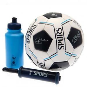 Tottenham-Hotspur-Signature-Football-Size-5-Gift-Set-Official-Merchandise