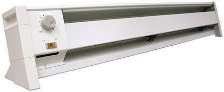 Dayton 3UG01 Convection Non-Oscillating Electric Baseboard for sale online