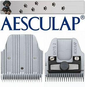 Tête de rasoir Aesculap Favorita Ii Cl 2mm dents courtes  neu