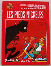 Les Pieds Nickeles Contre Croquenot, Ministres & Sur les tréteaux René PELLOS