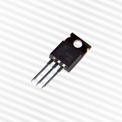 verschiedene Typen /& Gehäuse Auswahl im Artikel Power MOSFET Transistoren