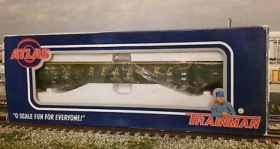 Model Railroads & Trains Nib Atlas Gondola 0647-4 Reading #37287 3 Rail Freight Cars