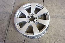 "1x Genuine Mercedes C Class W204 16"" Alloy Wheel Rim Spare 16x7 ET43"