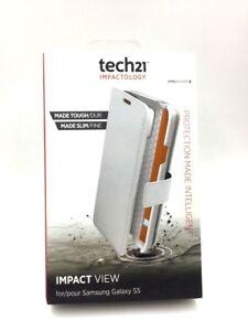 Originale-TECH21-D30-Urto-Vista-Portafoglio-Custodia-Cover-per-Samsung-Galaxy-S5