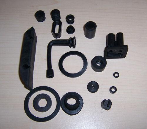 Gummi Kleinteile Set 18tlg passend Stihl 066 MS660 MS650 motorsäge neu