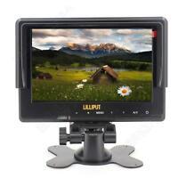 Lilliput 667 7 Camera Top Field Hd 1080p Video Audio Dvd Pc Monitor Hdmi Bnce9