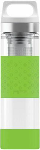 Sigg-hot /& cold verre wmb green nouvelle boisson bouteille-livraison gratuite au royaume-uni 0.4L