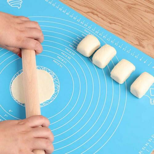 Silicone Baking Mat Flour Rolling Scale Mat Kneading Dough Pad Pastry Mat