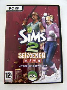 Die-Sims-2-034-Vier-Jahreszeiten-034-Erweiterungspack-PC-OVP