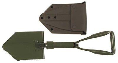 Buono Alu Vanga Pieghevole Bw Nuovo Modello Con Gebr. Borsa German Army E-tool Spade-mostra Il Titolo Originale Materiale Selezionato